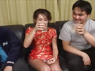 HD Asians tube Party